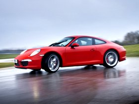 Ver foto 17 de Porsche 911 Carrera S Coupe 991 UK 2012