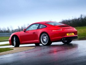 Ver foto 16 de Porsche 911 Carrera S Coupe 991 UK 2012