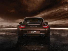 Ver foto 2 de Porsche 911 Carrera S Coupe 997 2008
