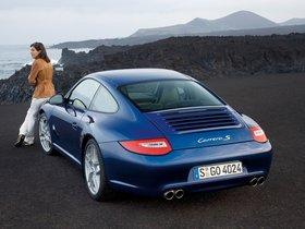 Ver foto 10 de Porsche 911 Carrera S Coupe 997 2008
