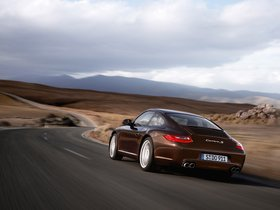 Ver foto 6 de Porsche 911 Carrera S Coupe 997 2008