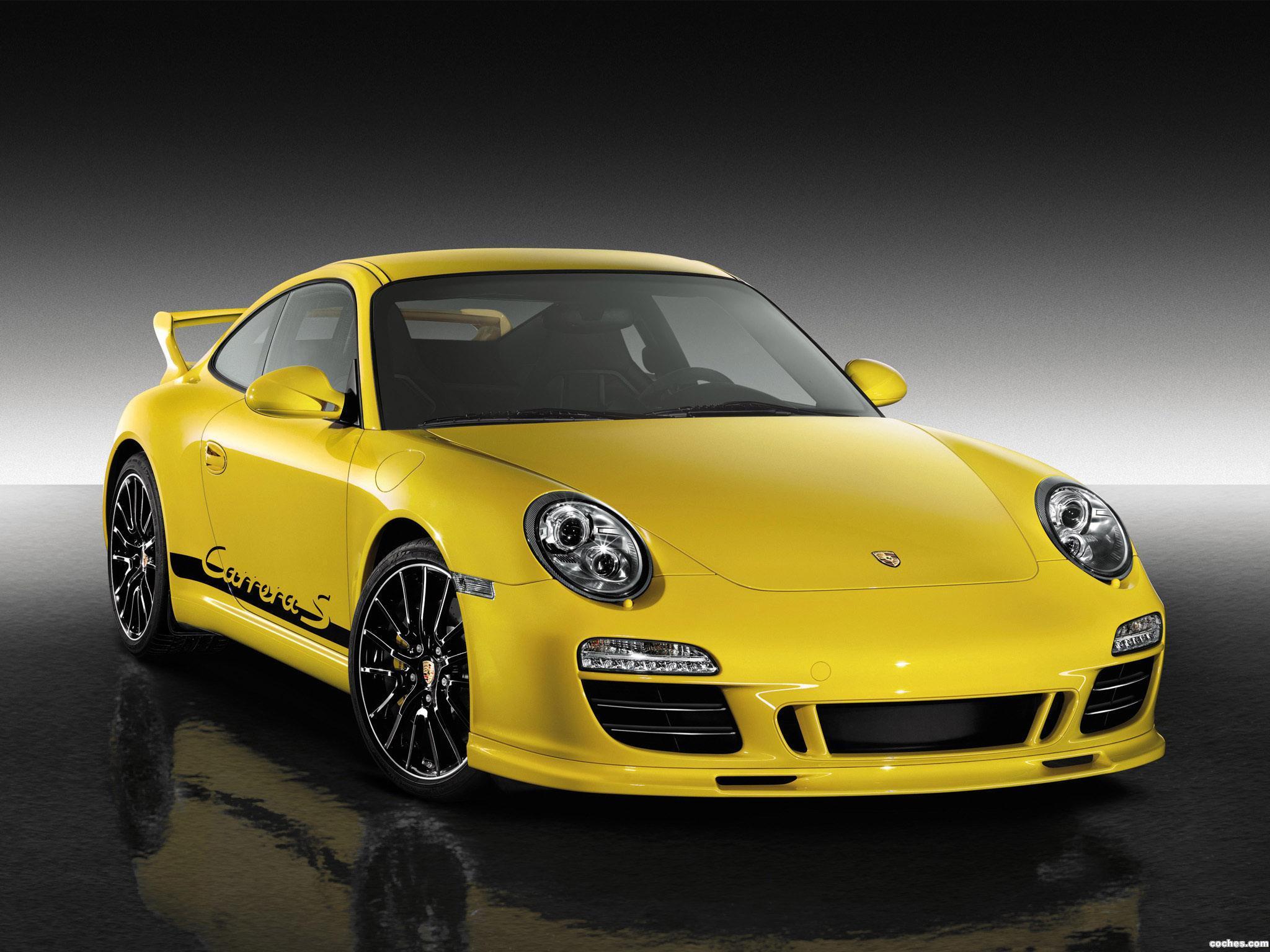 Foto 0 de Porsche 911 Carrera S Coupe Aerokit Cup 997 2010