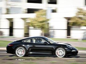 Ver foto 3 de Porsche 911 Carrera S Coupe USA 2011