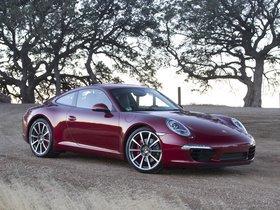 Ver foto 2 de Porsche 911 Carrera S Coupe USA 2011
