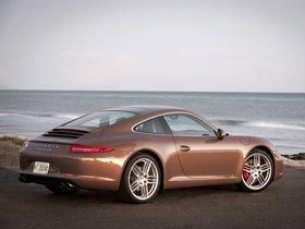 Ver foto 12 de Porsche 911 Carrera S Coupe USA 2011
