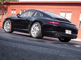 Ver foto 11 de Porsche 911 Carrera S Coupe USA 2011