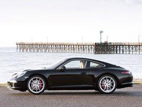 Ver foto 10 de Porsche 911 Carrera S Coupe USA 2011