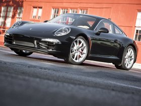 Ver foto 9 de Porsche 911 Carrera S Coupe USA 2011