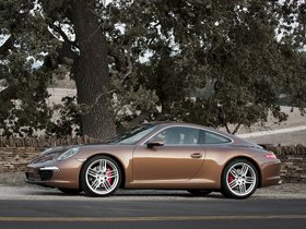 Ver foto 8 de Porsche 911 Carrera S Coupe USA 2011