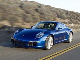 Ver foto 7 de Porsche 911 Carrera S Coupe USA 2011