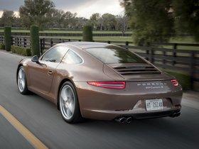 Ver foto 5 de Porsche 911 Carrera S Coupe USA 2011