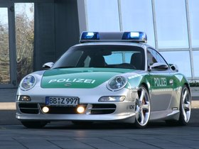 Fotos de TechArt Porsche 911 Carrera S Police Car 2006