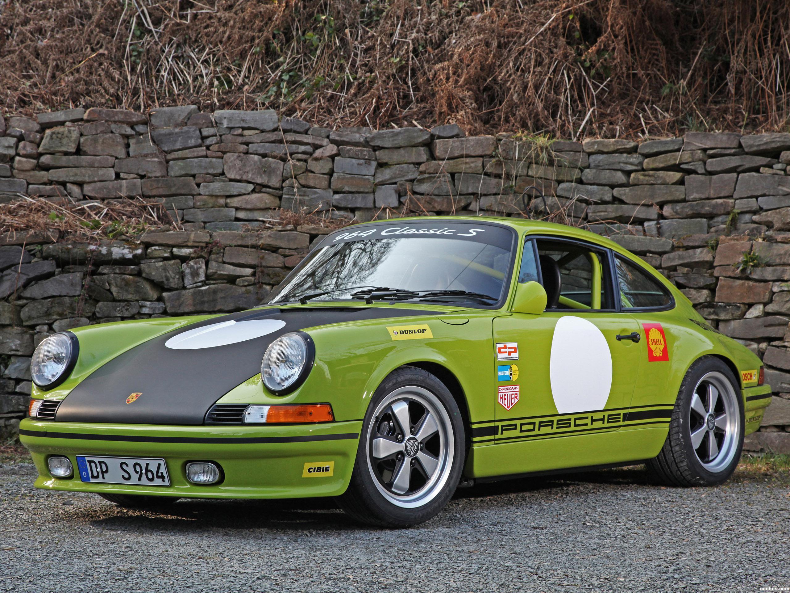 Foto 0 de Porsche 911 DP Motorsport 964 2014
