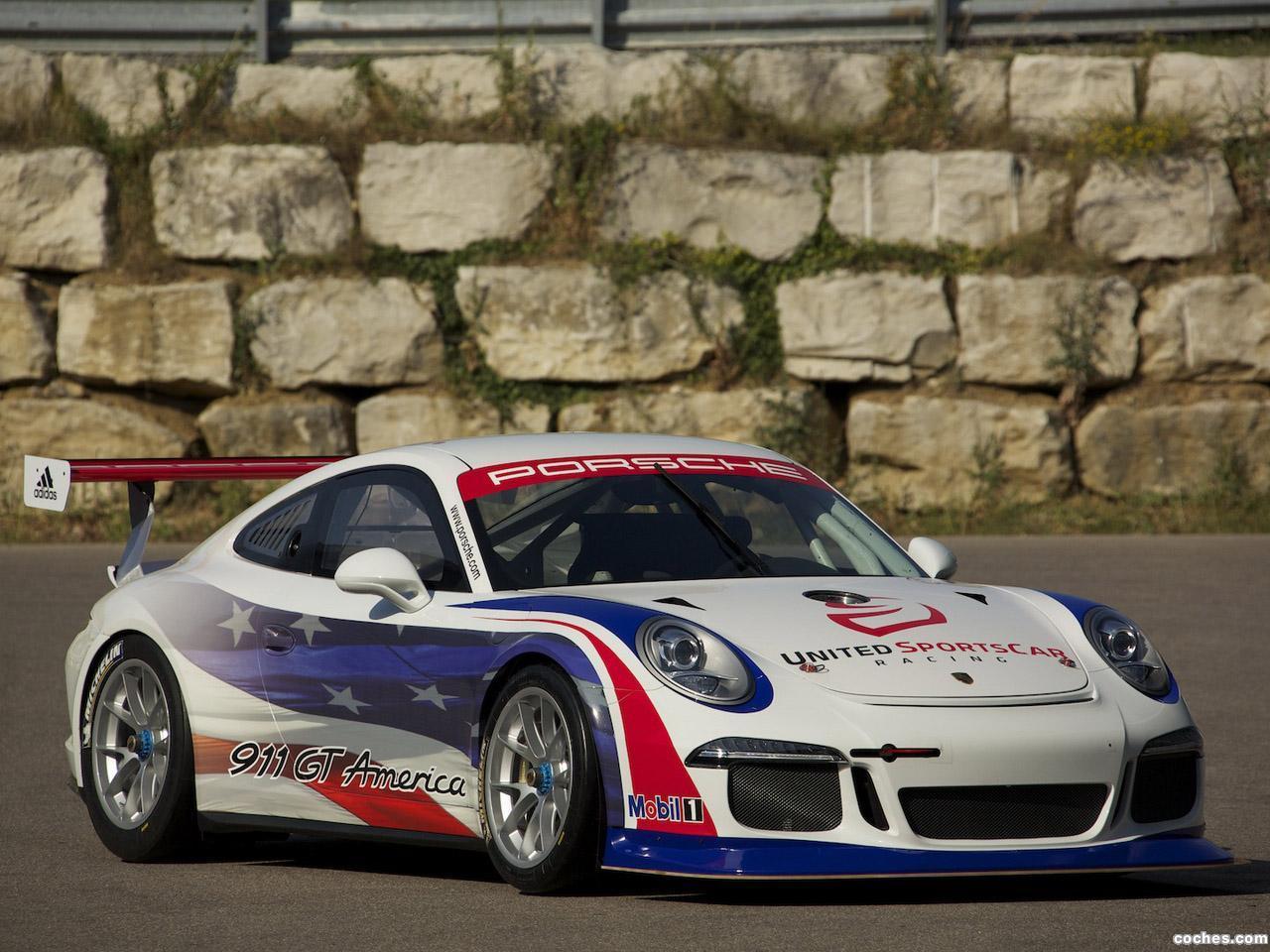 Foto 0 de Porsche 911 GT America 991 2013