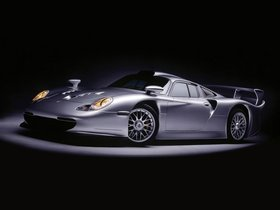 Ver foto 8 de Porsche 911 GT1 Strassenversion