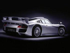 Ver foto 5 de Porsche 911 GT1 Strassenversion