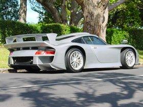 Ver foto 4 de Porsche 911 GT1 Strassenversion