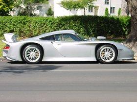 Ver foto 3 de Porsche 911 GT1 Strassenversion