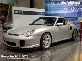 Ver foto 28 de Porsche 911 GT2 996 2006