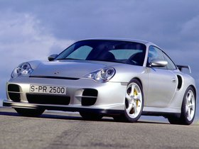 Ver foto 14 de Porsche 911 GT2 996 2006