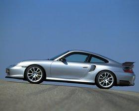 Ver foto 25 de Porsche 911 GT2 996 2006