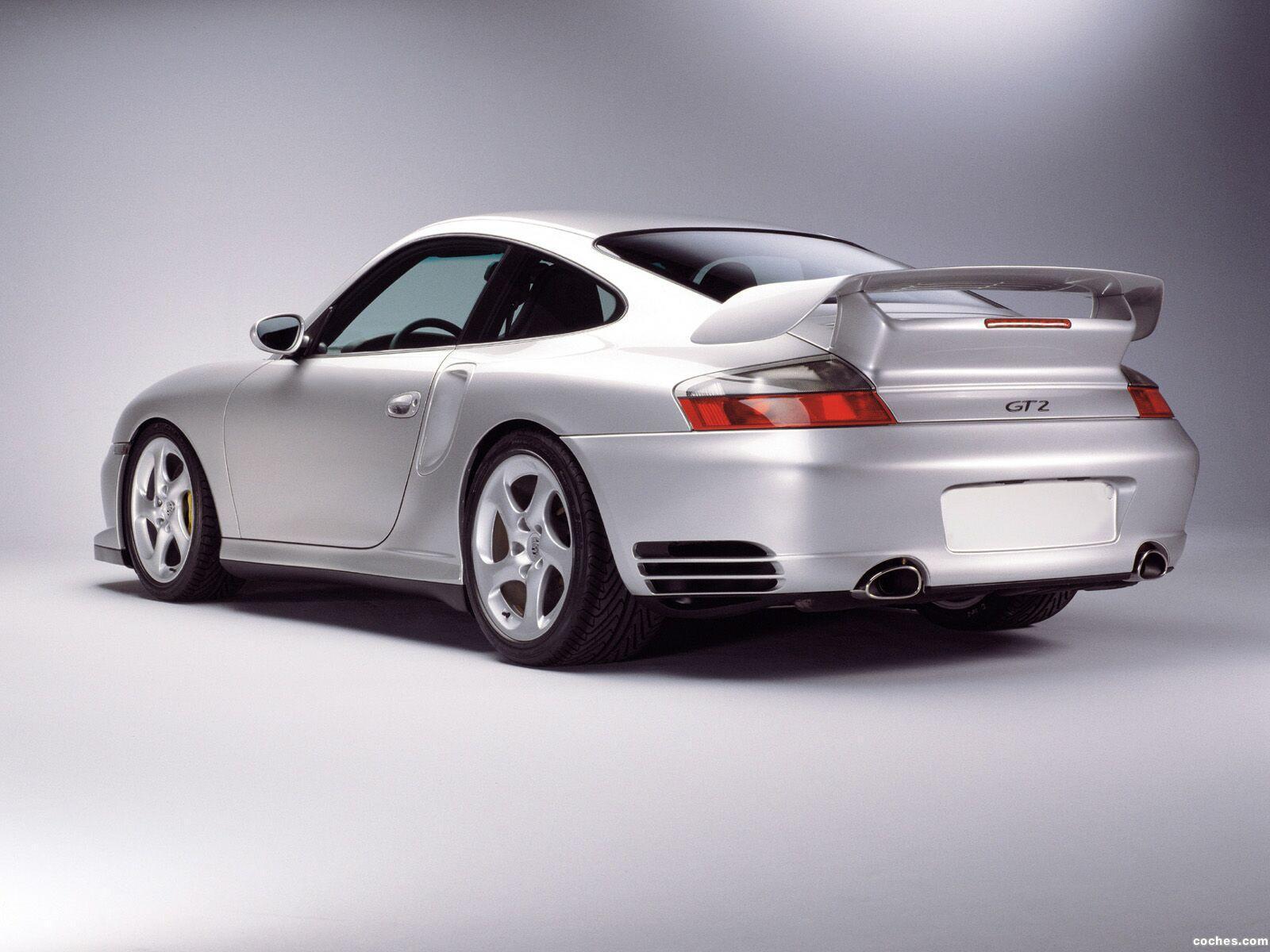 Foto 0 de Porsche 911 GT2 996 2006