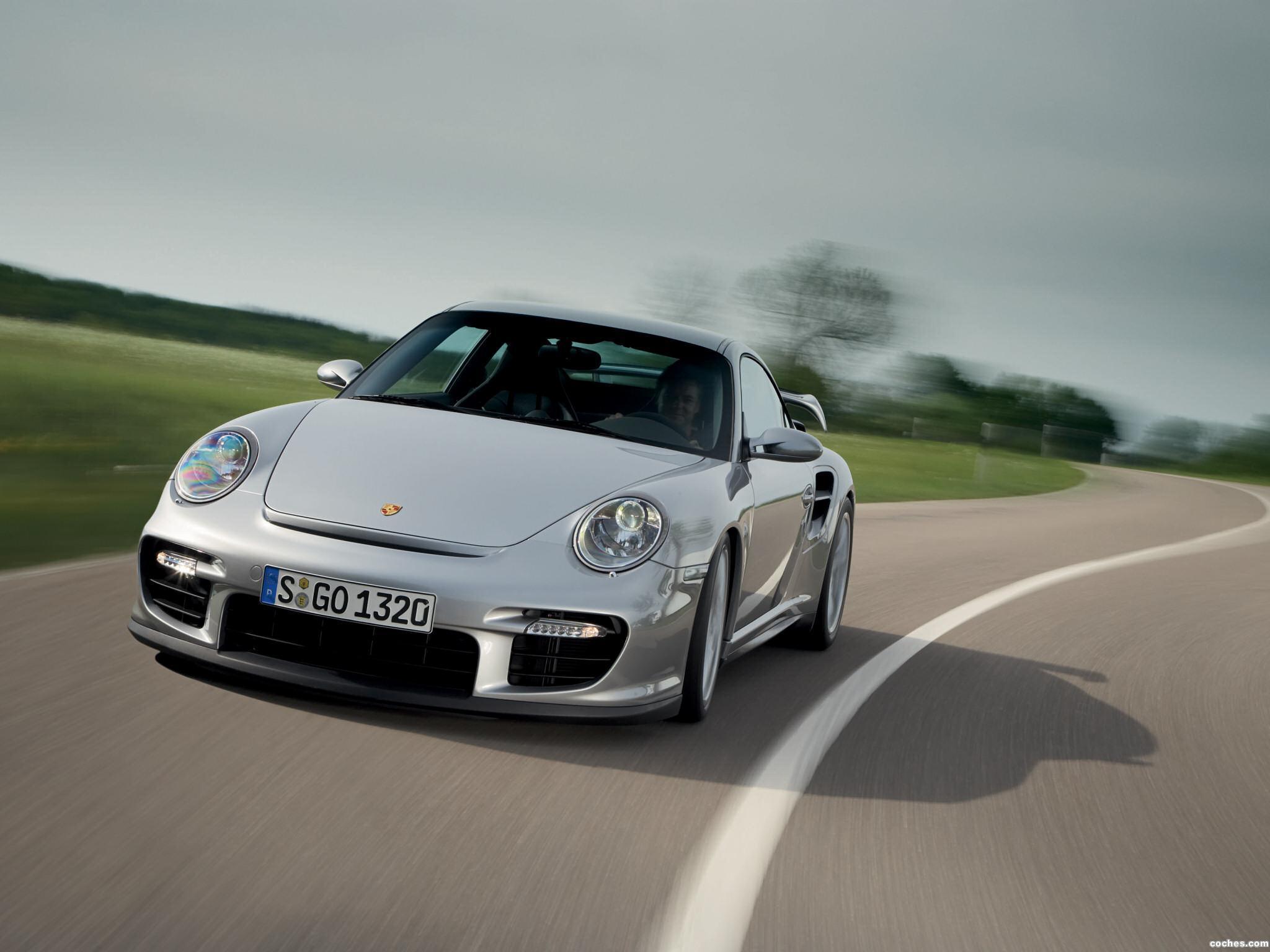 Foto 0 de Porsche 911 GT2 997 2007
