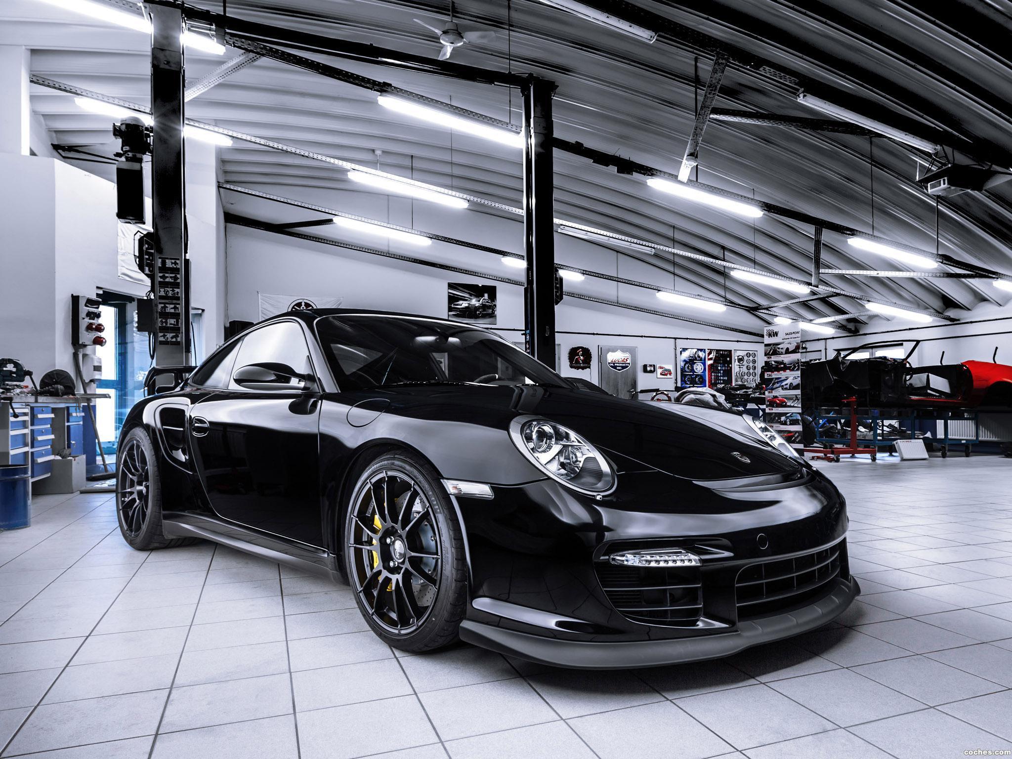Foto 0 de Porsche 911 GT2 Ok Chiptuning 2011