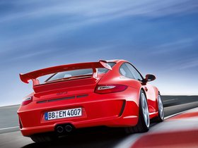 Ver foto 7 de Porsche 911 GT3 2009
