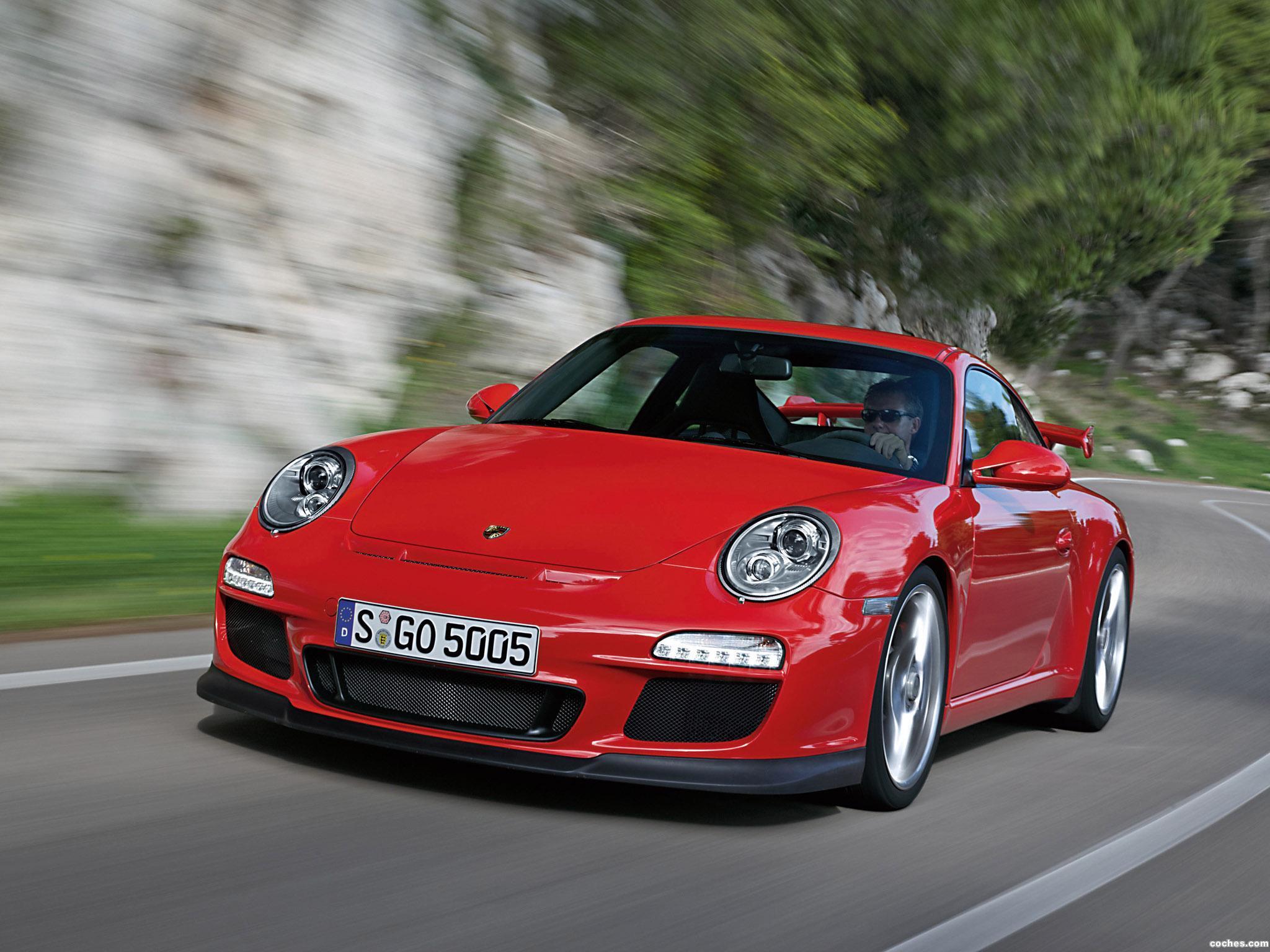Foto 0 de Porsche 911 GT3 2009