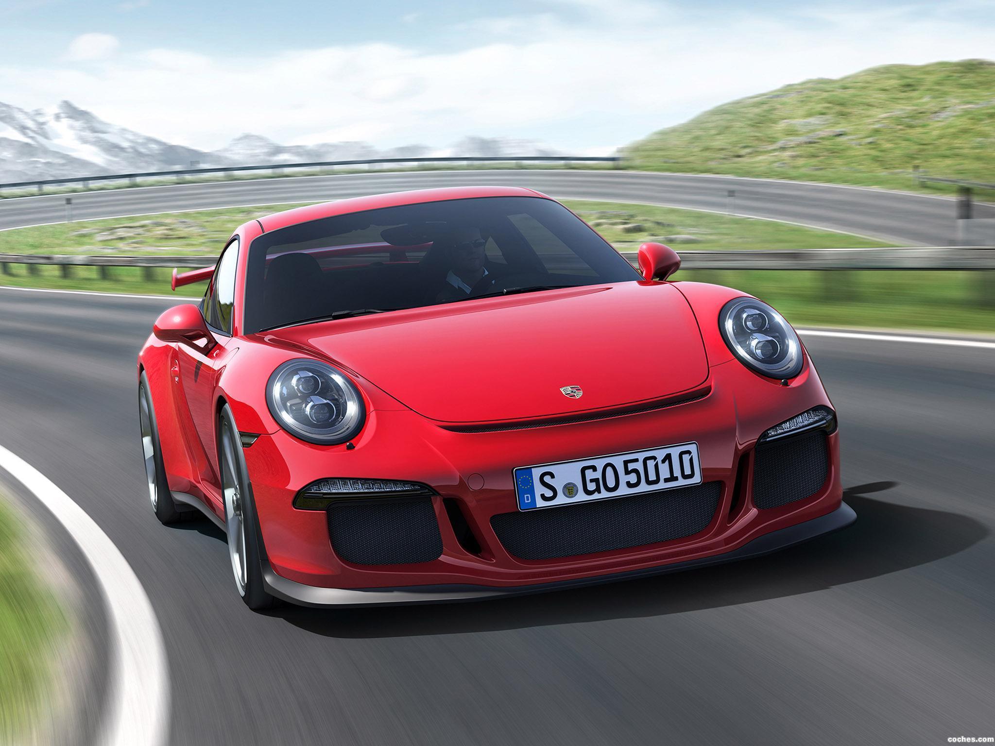 Foto 0 de Porsche 911 GT3 991 2013