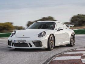 Fotos de Porsche 911 GT3 991 2017