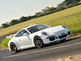 Ver foto 5 de Porsche 911 GT3 991 UK 2015