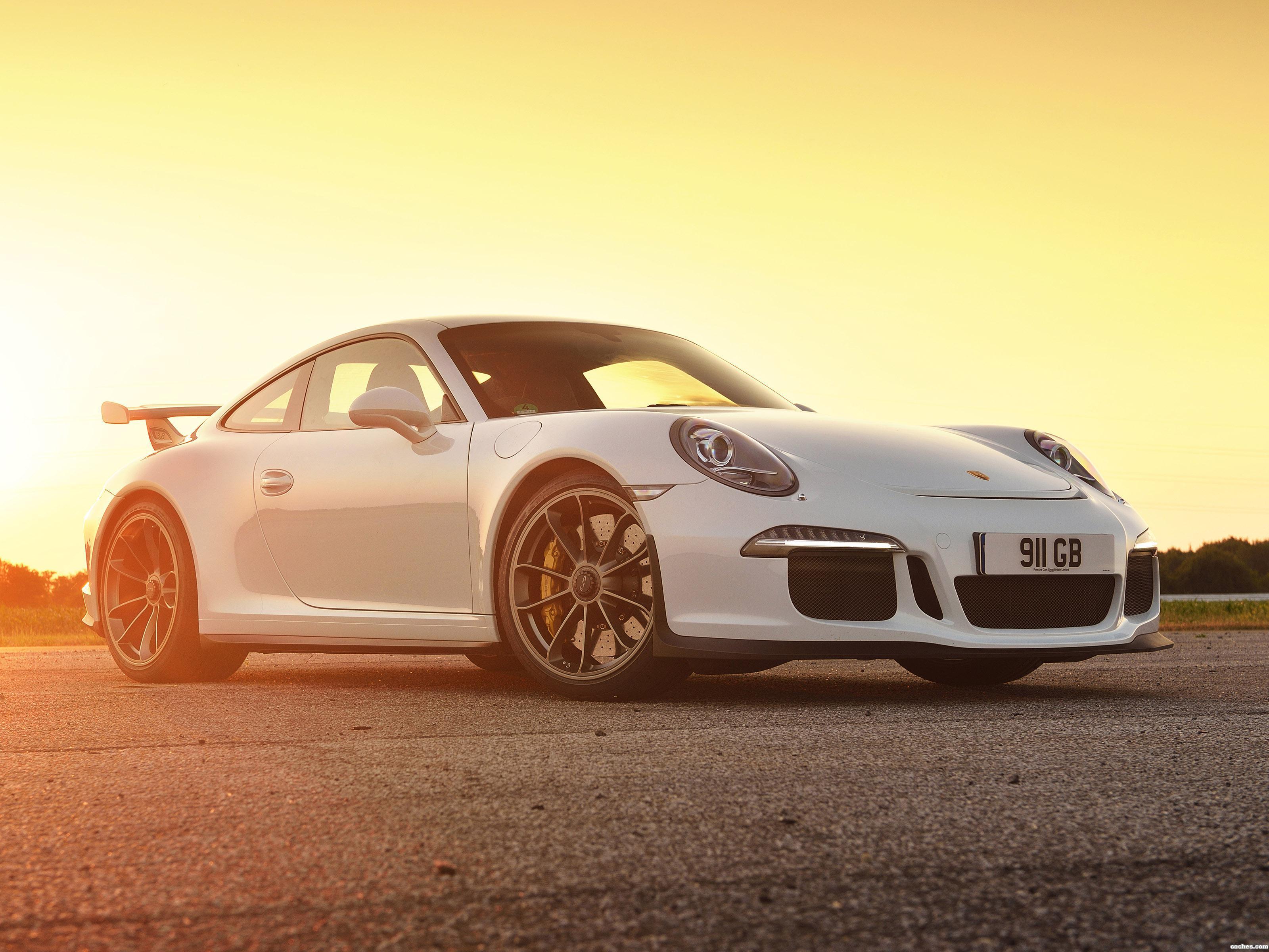 Foto 0 de Porsche 911 GT3 991 UK 2015