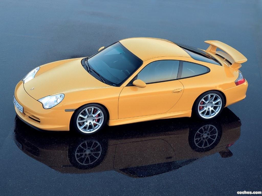 Foto 0 de Porsche 911 GT3 996 2003