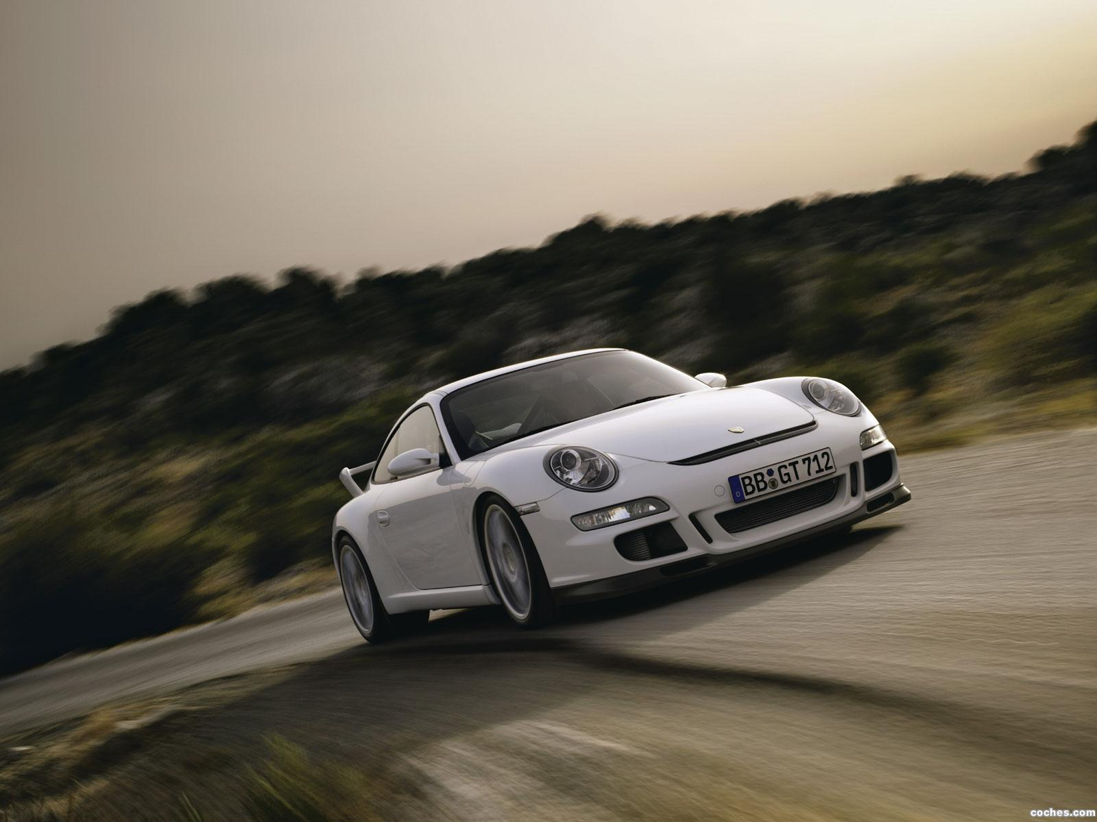 Foto 0 de Porsche 911 GT3 997 2006