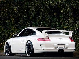 Ver foto 6 de Porsche 911 GT3 997 USA 2005