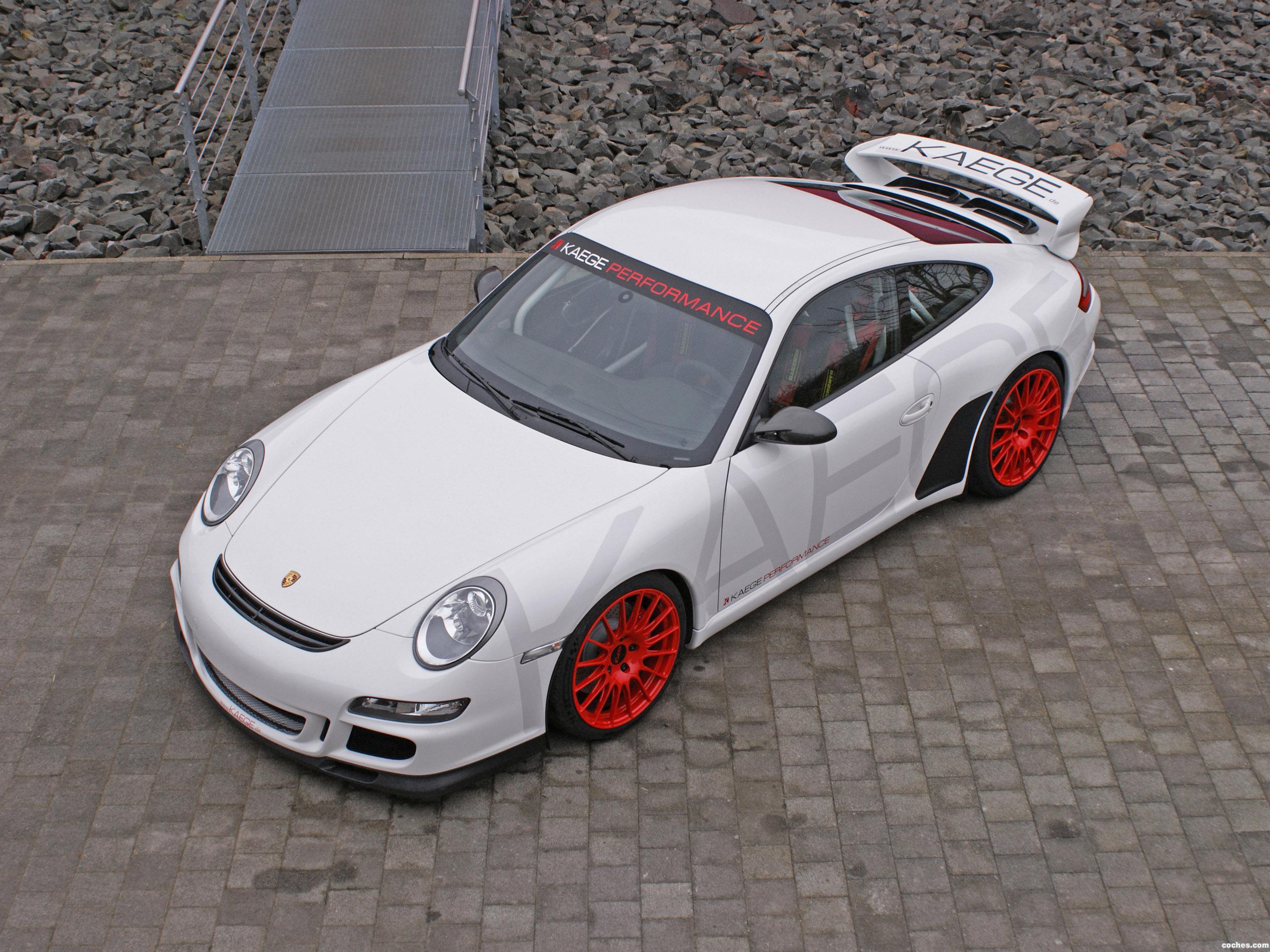 Foto 0 de Porsche 911 GT3 Clubsport Kaege 997 2015