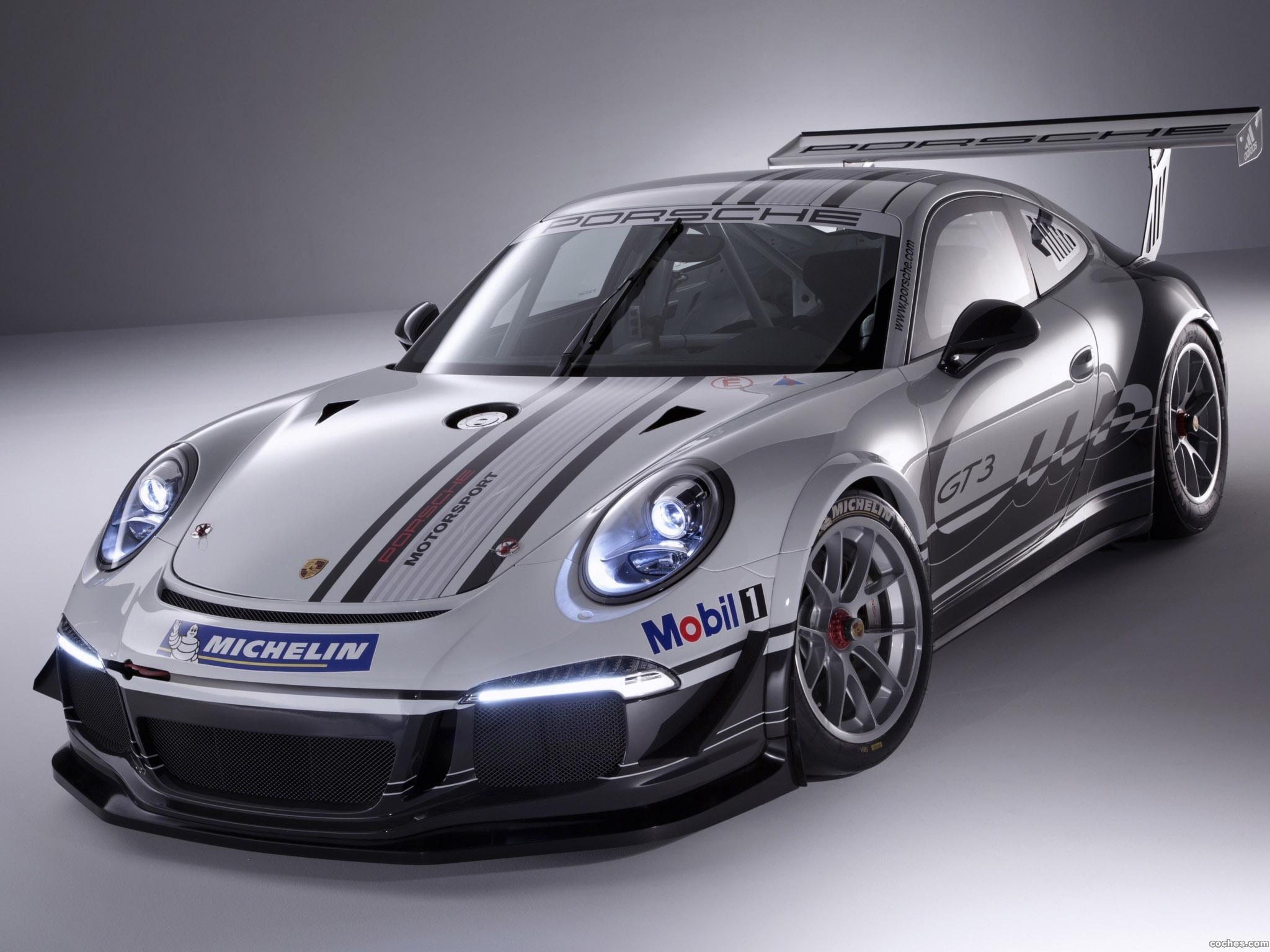 Foto 0 de Porsche 911 GT3 Cup 991 2013