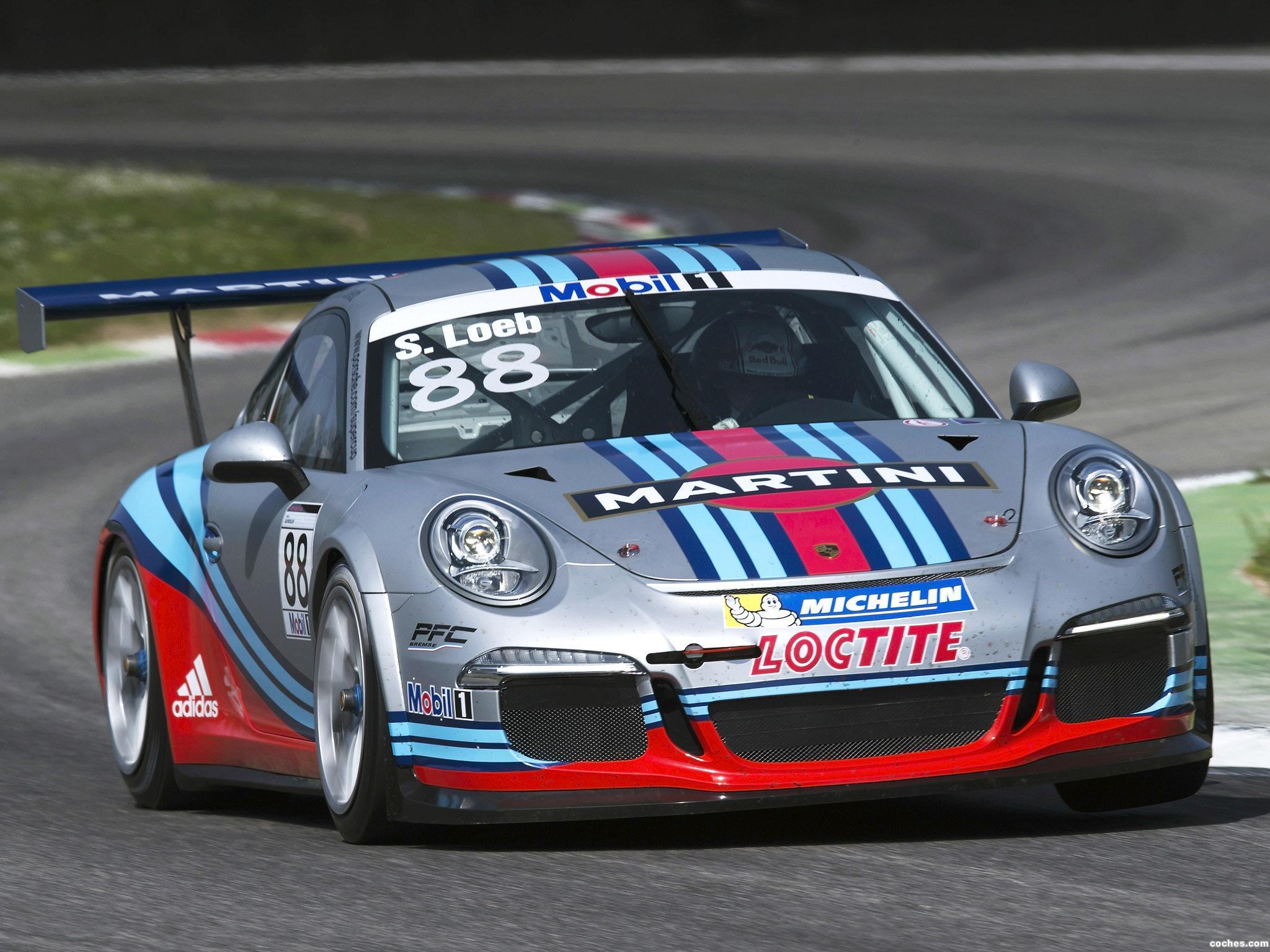 Foto 0 de Porsche 911 GT3 Cup Martini Racing 2013