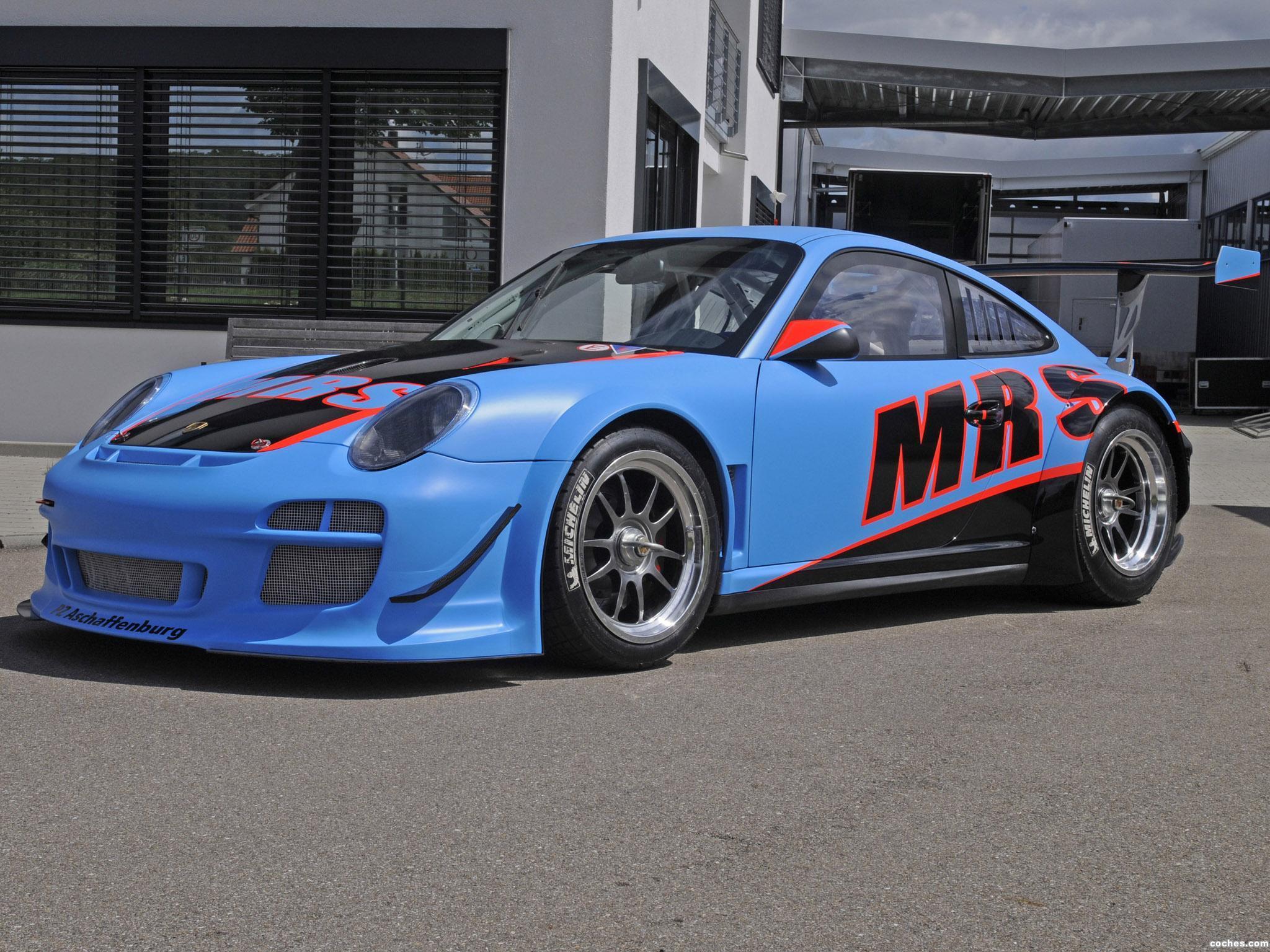 Foto 0 de Porsche 911 GT3 MRS 2011