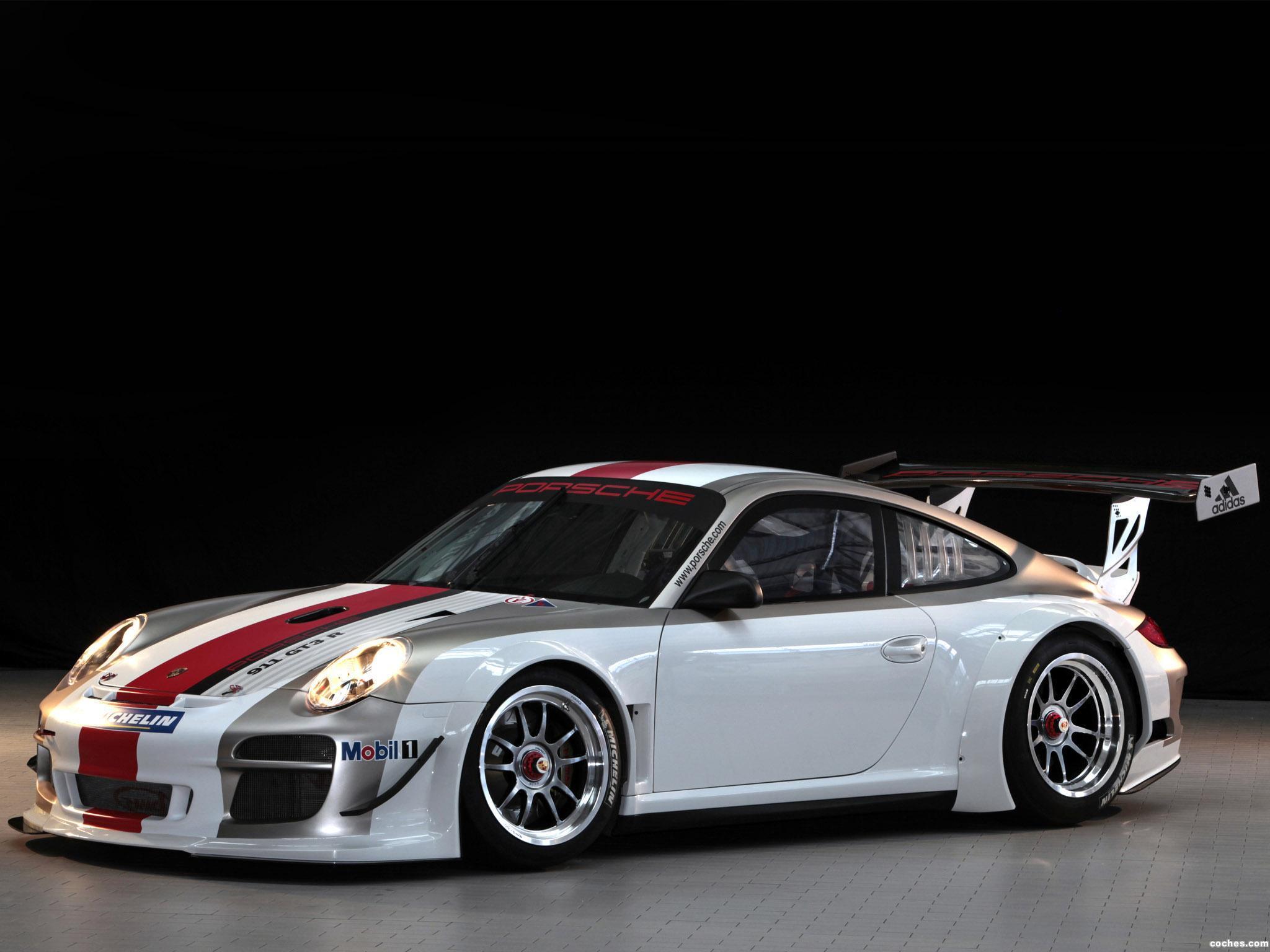 Foto 0 de Porsche 911 GT3 R 2009