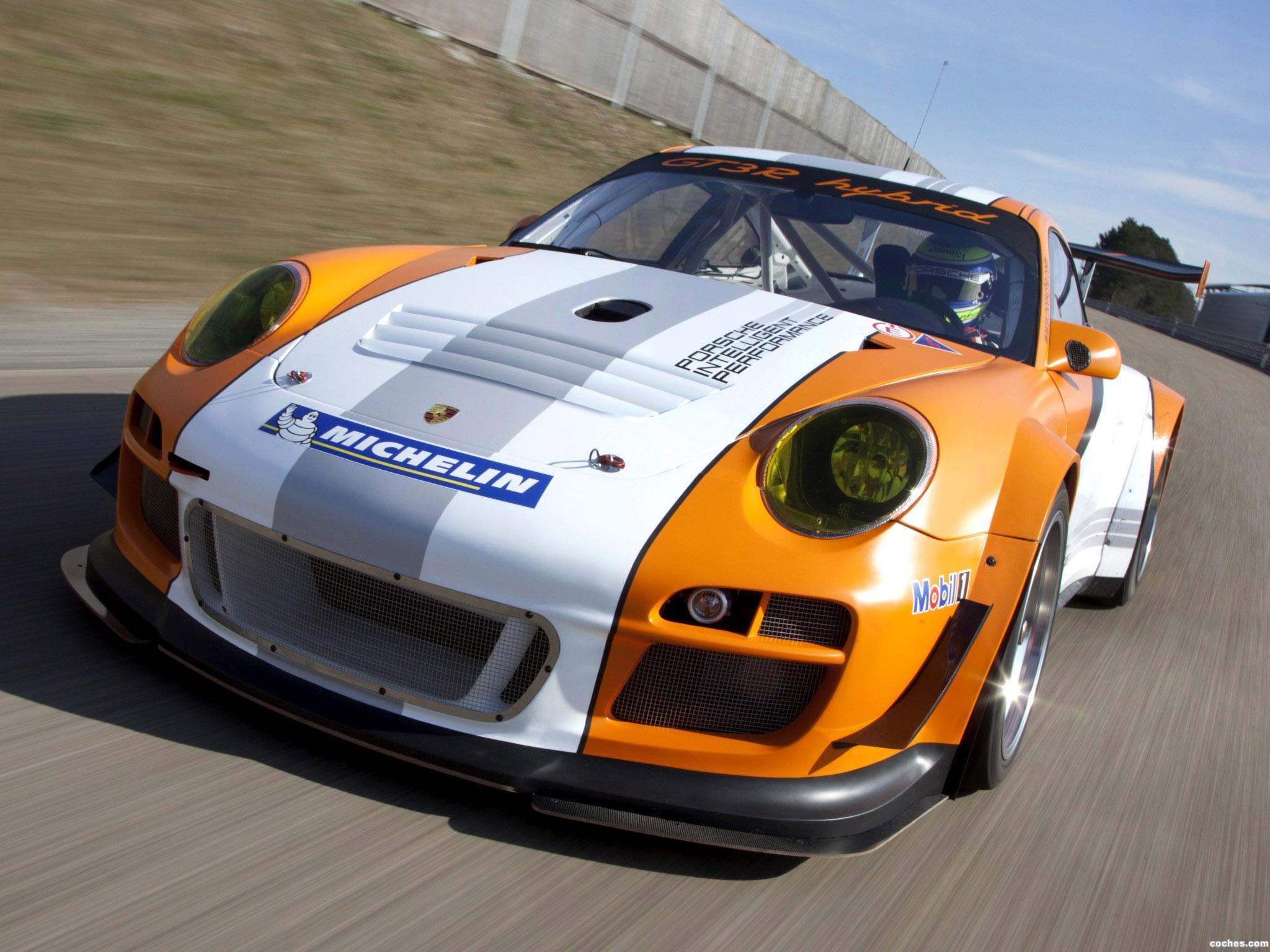 Foto 0 de Porsche 911 GT3 R Hybrid 2.0 2011
