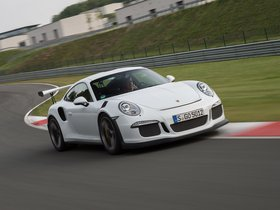 Ver foto 22 de Porsche 911 GT3 RS 991 2015