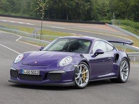 Ver foto 10 de Porsche 911 GT3 RS 991 2015