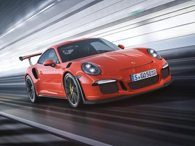 Fotos de Porsche 911 GT3 RS 991 2015