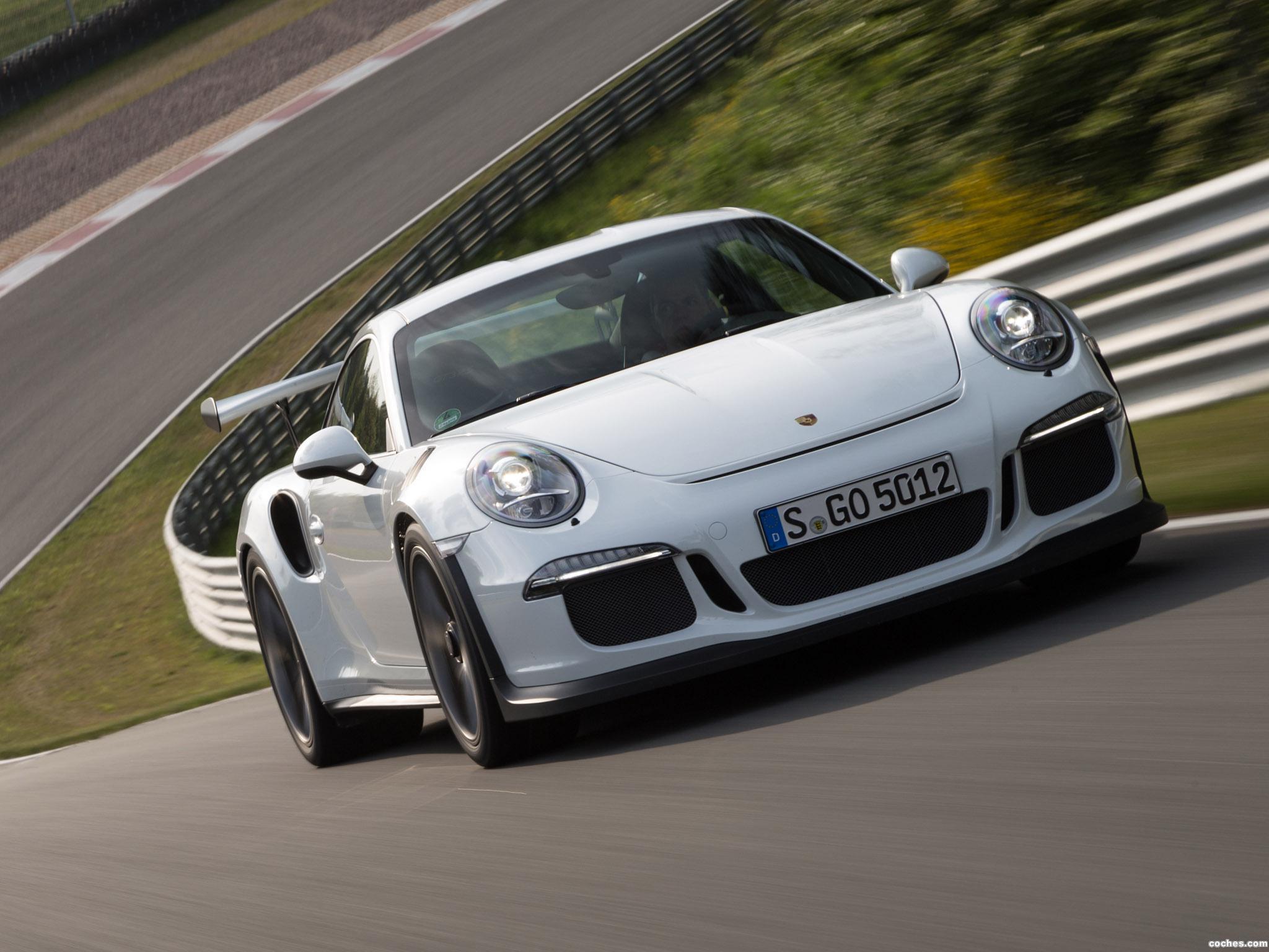 Foto 17 de Porsche 911 GT3 RS 991 2015