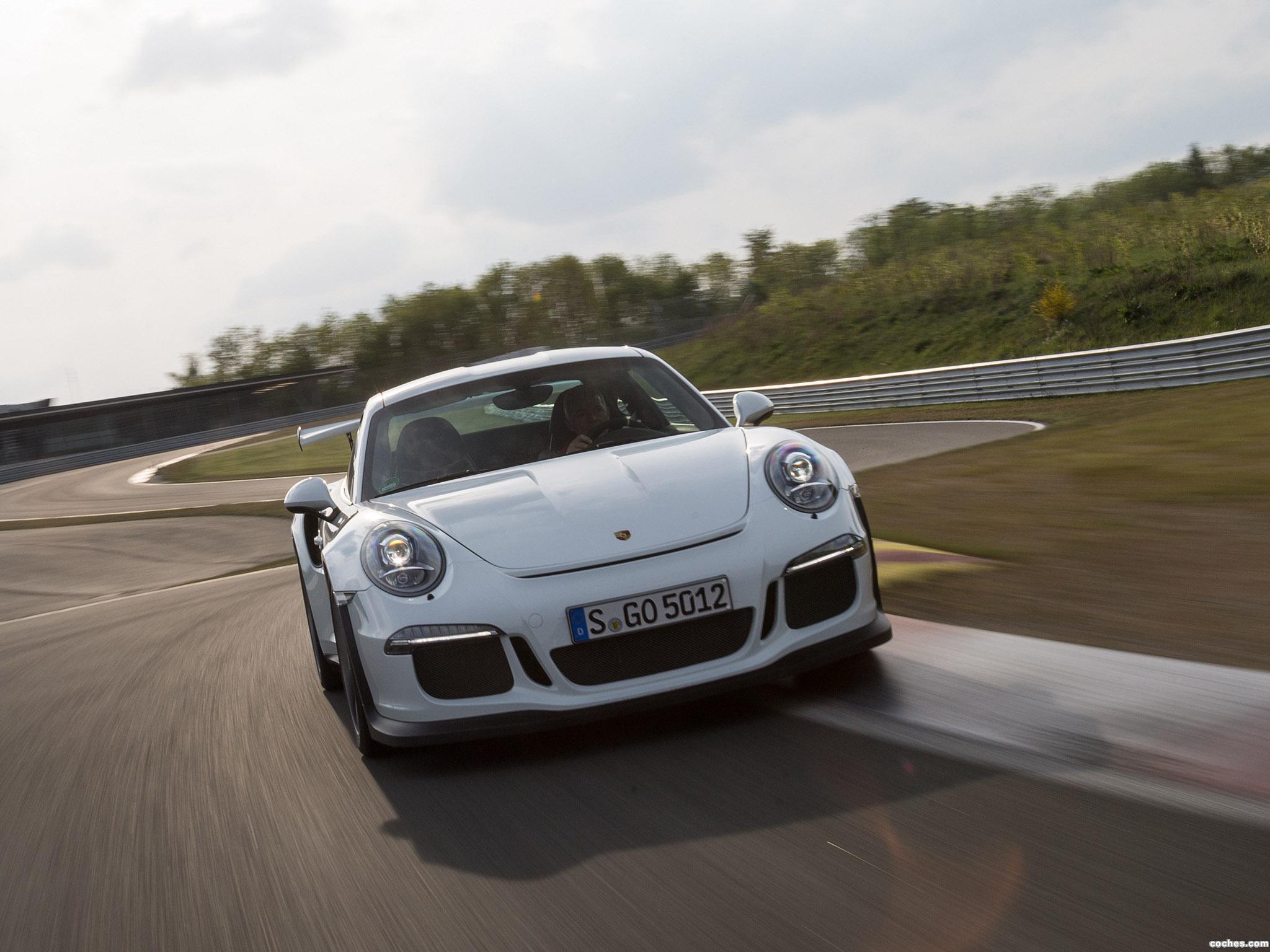 Foto 15 de Porsche 911 GT3 RS 991 2015