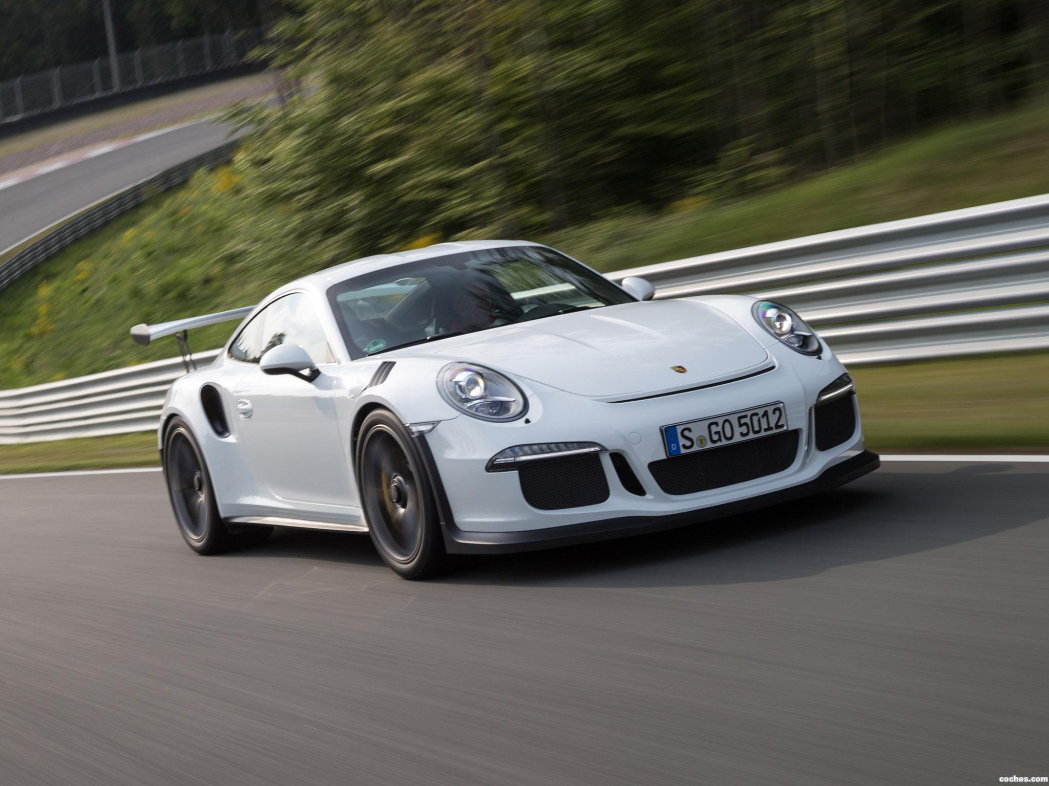 Foto 14 de Porsche 911 GT3 RS 991 2015