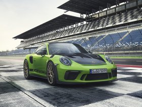 Fotos de Porsche 911 GT3 RS 991 2018